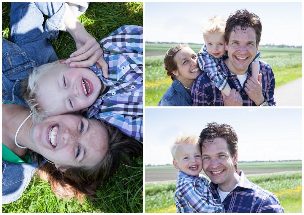 loveshoot met molens en kind