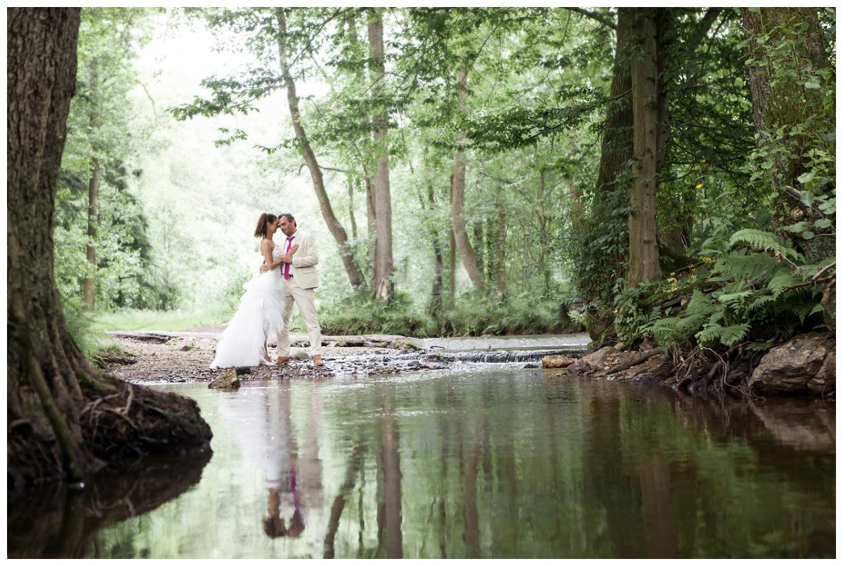 trouwreportage Ardenne