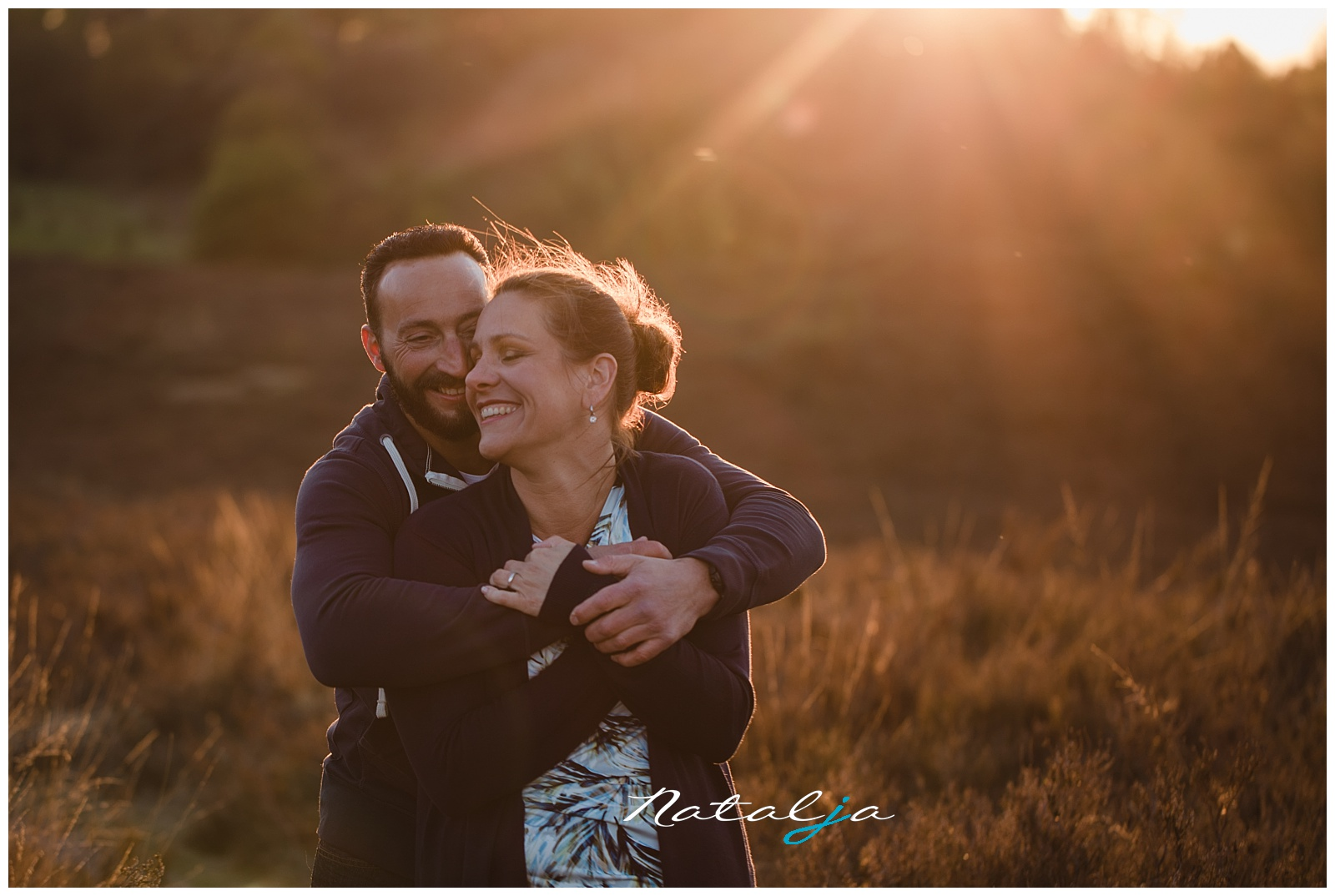 Loveshoot Brunsummerheide Limburg | Danielle, Pascal en Elise