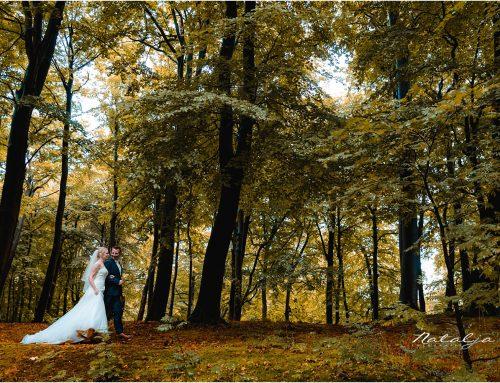 Herfst bruiloft Delft met veel regen | Thirsa en Danny