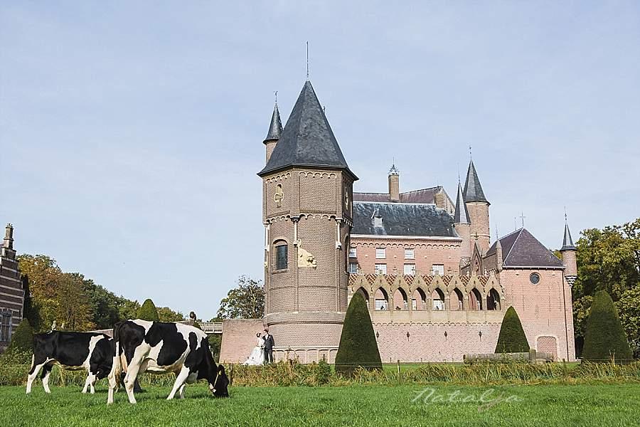 Trouwreportage Kasteel Heeswijk