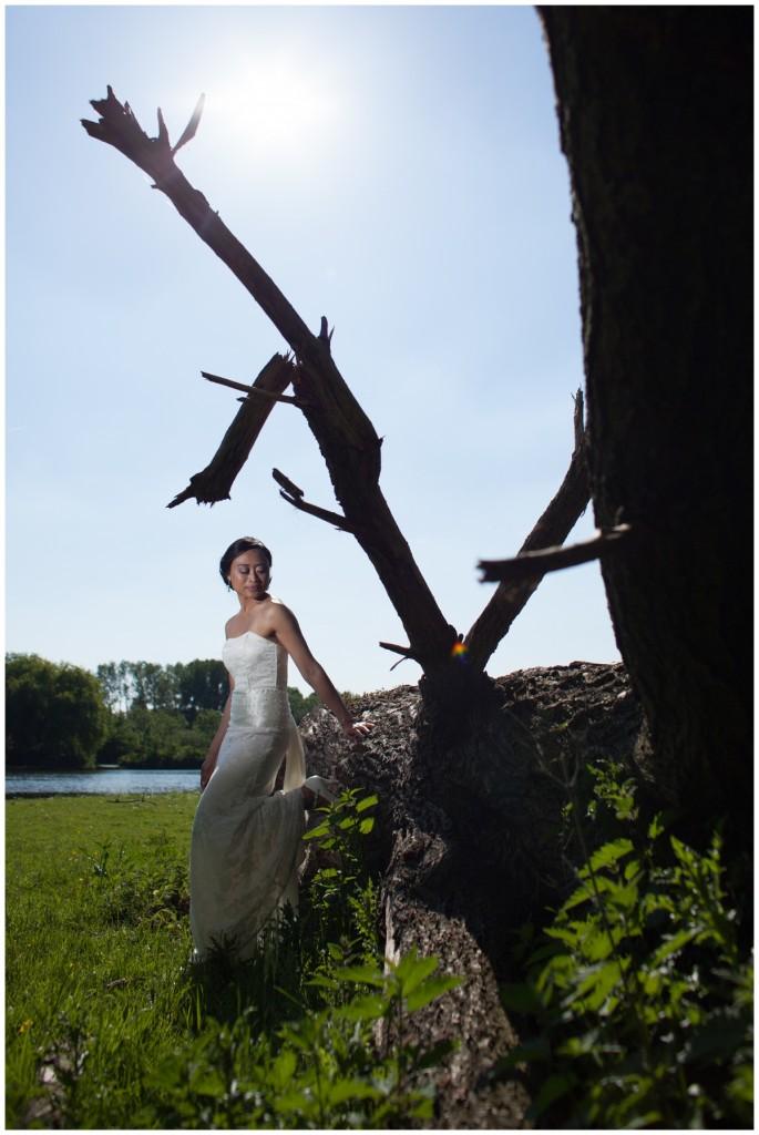 Bruidsreportage Bergschenhoek