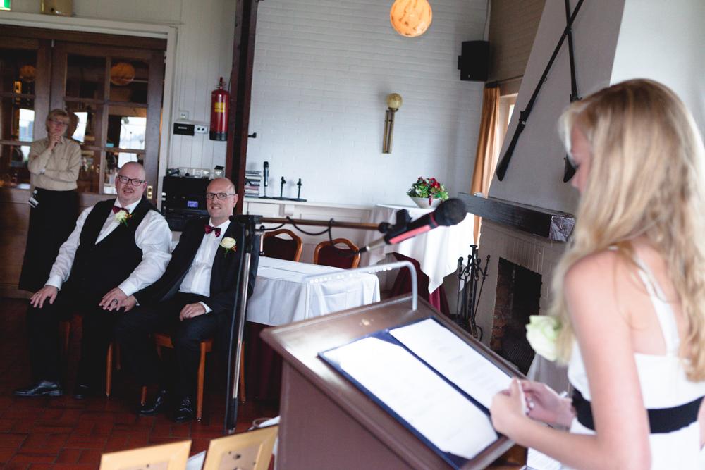 Bruidsreportage Strijensas