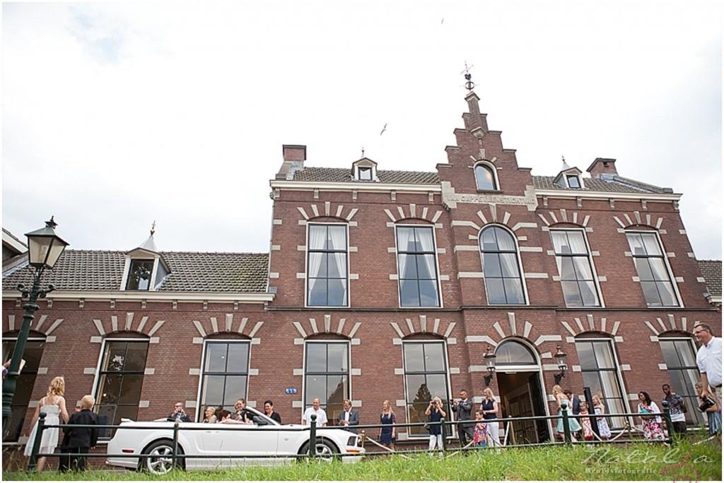 Trouwreportage Rotterdam