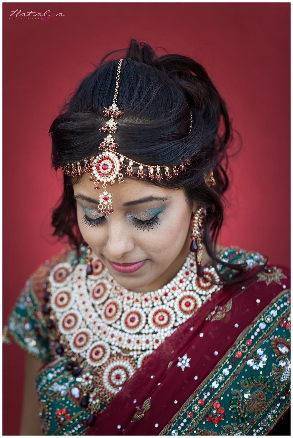 Hindoe huwelijk Vivah door bruidsfotograaf Natalja van Ommeren