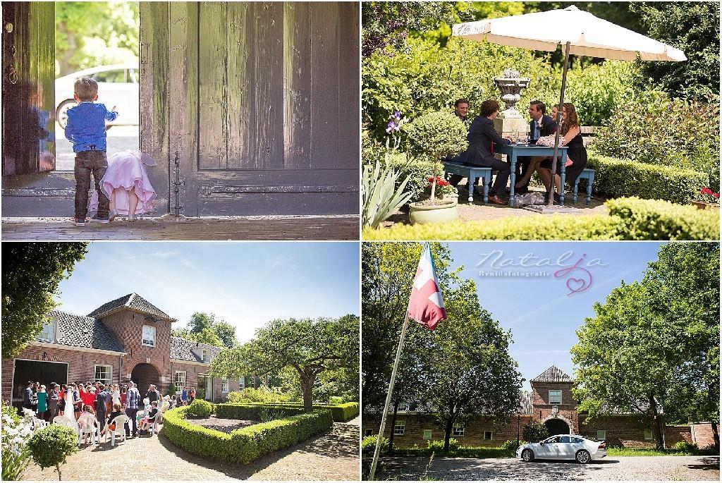 Trouwreportage landgoed Zuylenstein