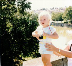 Natalja klein meisje