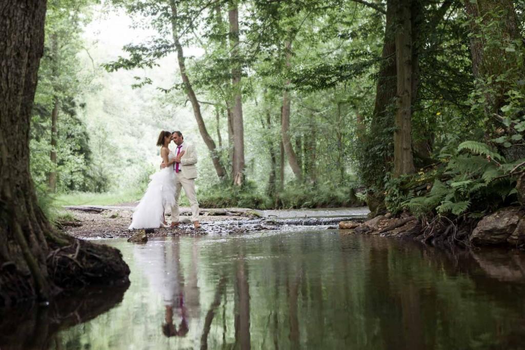 trouwreportage Ardennen spa - bruidsfotograaf Natalja