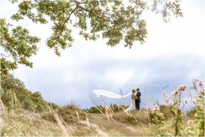 Trouwreportage Rockanje door bruidsfotograaf Natalja