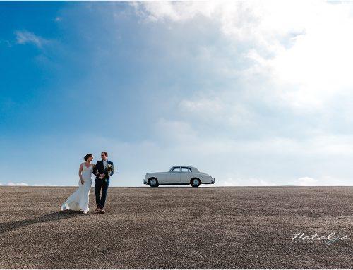 Zonnige trouwreportage Ouddorp | Joyce & Corné