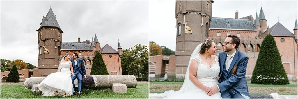 Trouwfotograaf Kasteel Heeswijk