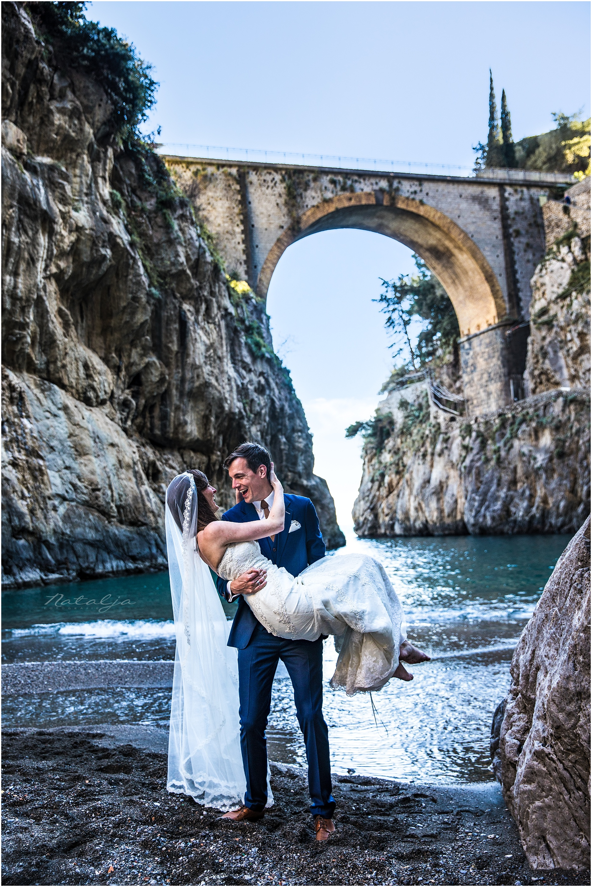 Weddingphotography Amalfi Ravello Scala Italy