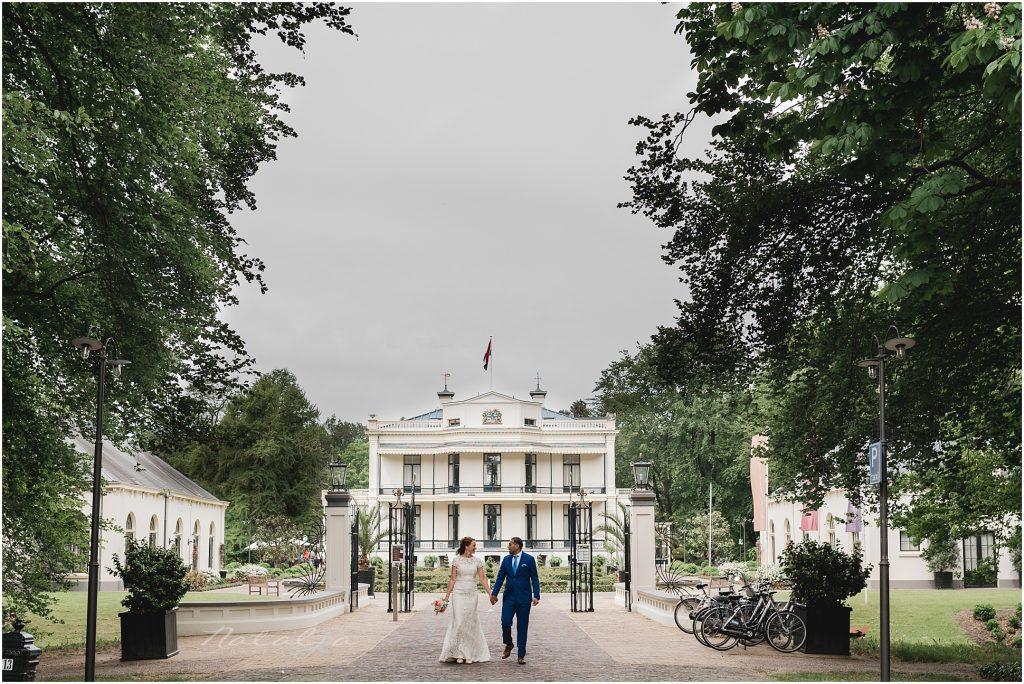 Trouwfotografie landgoed de Vanenburg