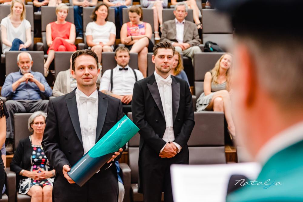 Promotie Erasmus Universiteit