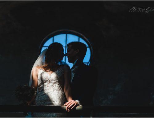 Trouwen in Delft, romantisch met een stoer randje | Nikita en Danny