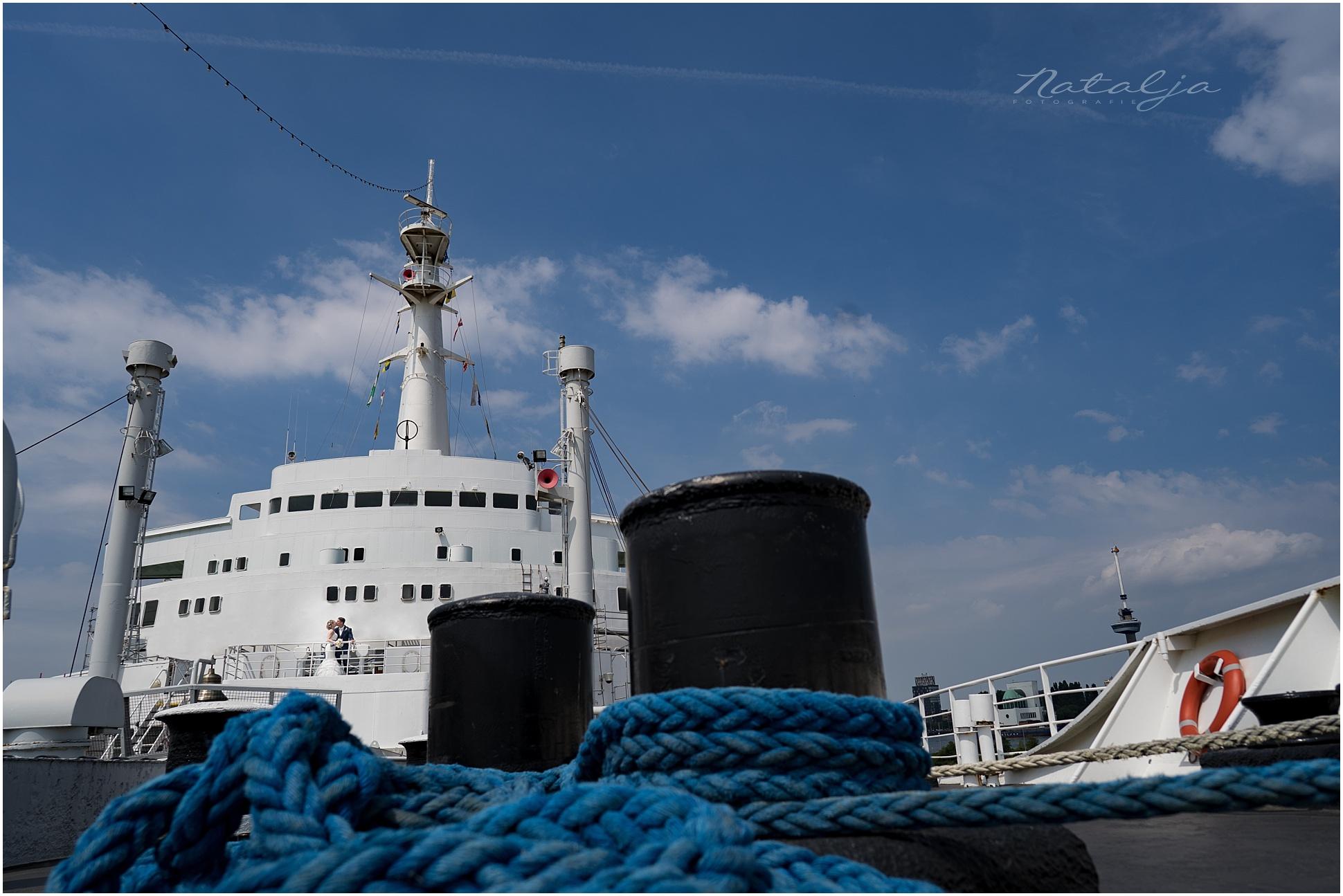 Trouwfotograaf SS Rotterdam Zalmhuis Capelle aan den IJssel