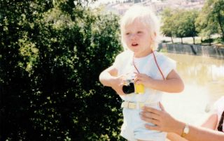 Trouwfotograaf 4 jaar oud